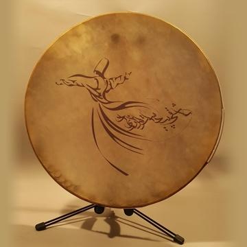 آموزش دف- آموزشگاه موسیقی هنر ایران زمین