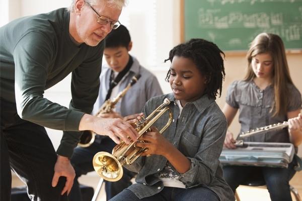 خلاقیت در روش های آموزش موسیقی