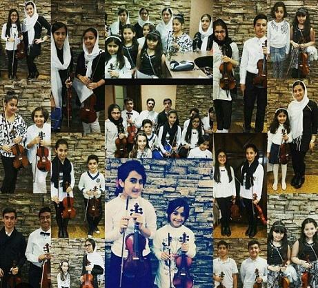 آموزشگاه موسیقی کودکان- آموزشگاه موسیقی هنر ایران زمین
